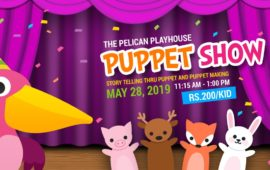 Puppet Show & Puppet Making Mini Workshop