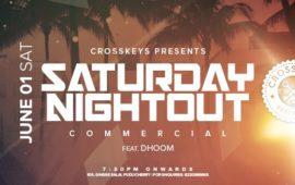 Saturday Nightout ft. DJ Dhoom
