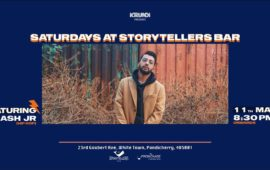 Saturdays ft Nash JR at The Storytellers Bar