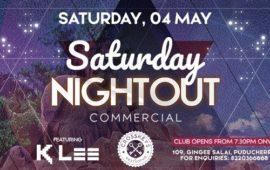 Saturday Nightout ft. DJ KLEE