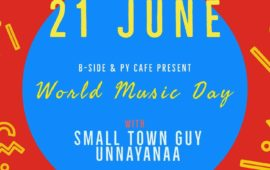 World Music Day in PY Cafe