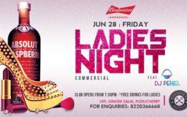 Ladies Night  ft. Peniel