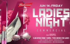 Ladies Night ft. Gospel