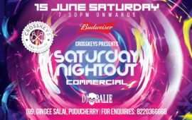 Saturday Nightout  DJ Balie