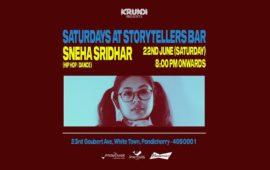 Saturdays ft Sneha Sridhar