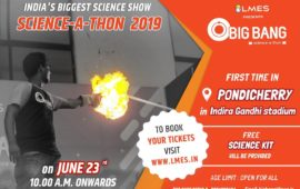 Science A Thon 2019