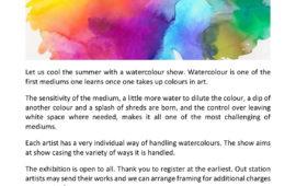 Watercolour Show