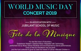 World Music Day Concert 2019