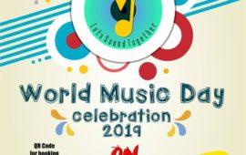 World Music Day Celebration – 2019