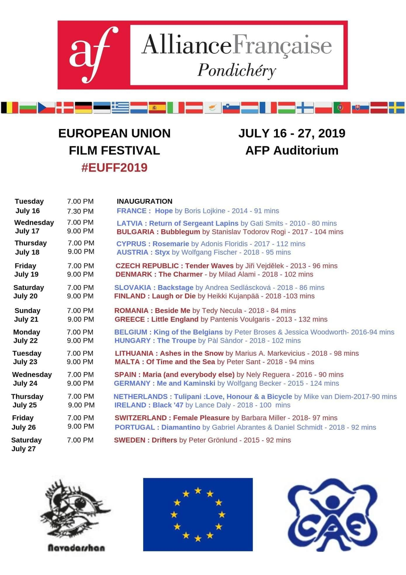 European Union Film Festival