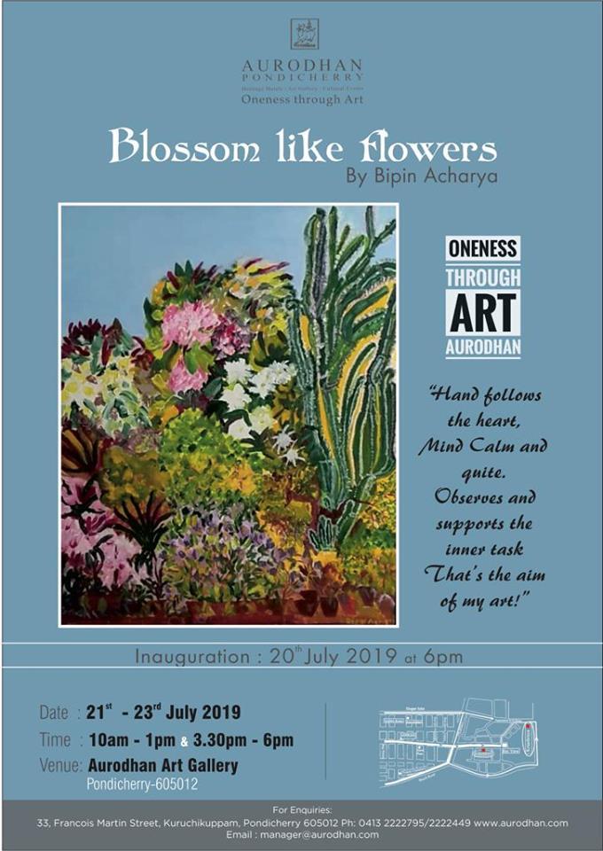 Blossom like Flowers