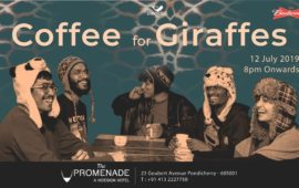Coffee for Giraffes Live