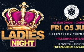 Ladies Night ft. Vijay Dhoom