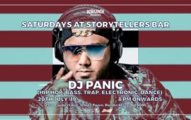 Saturdays ft DJ Panic