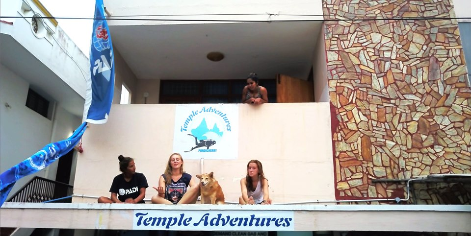 Temple Adventures Scuba Girls Weekend