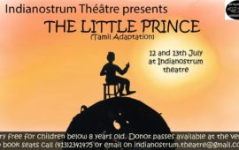 The Little Prince (a Tamil adaptation)