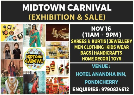 Midtown Carnival-Pondicherry