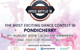Pondy Dance Battle'19