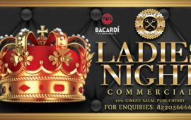 Ladies Night -DJ Balie