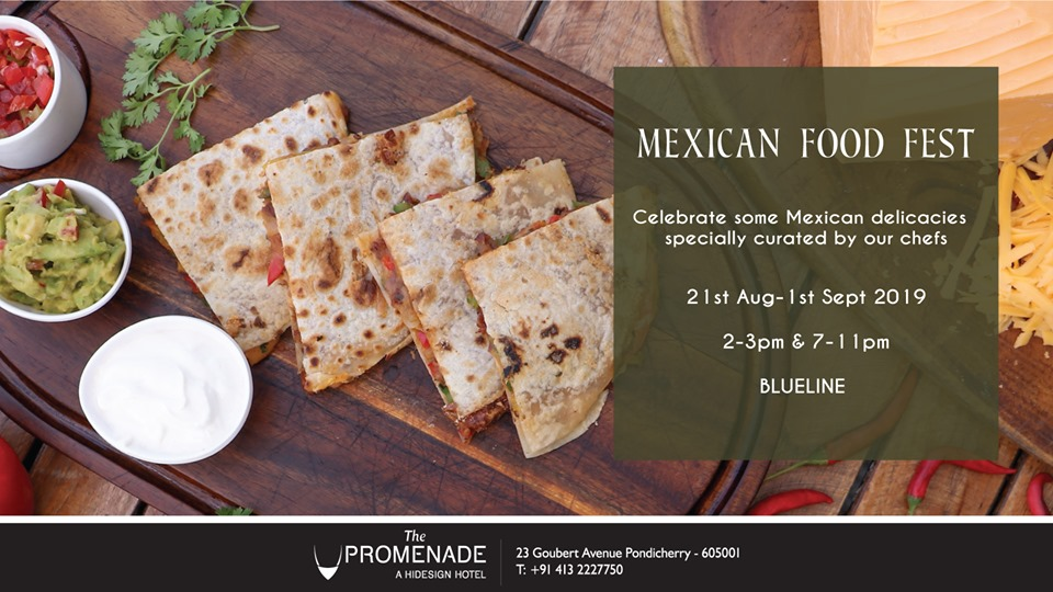 Mexican Food Fest