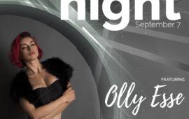 DJ OLLY ESSE SPANDAN DJ NIGHT