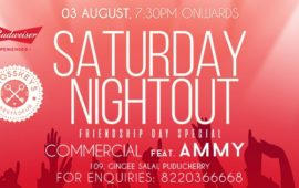 Saturday Nightout ft. DJ Ammy