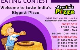 Unlimited Pizza Eating Contest