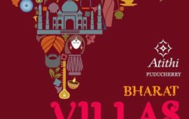 Bharat Villas-29States :72Dishes One Country