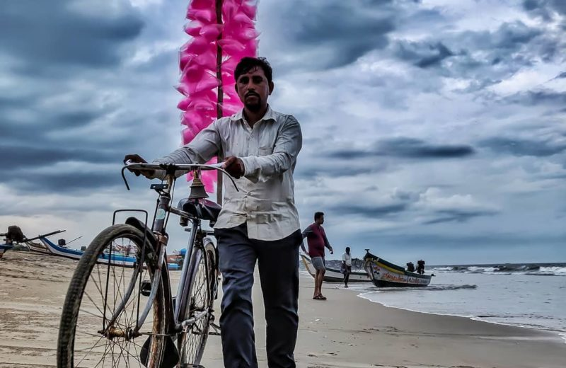 pondicherry beach cloudy day visiting the beaches in pondicherry are among the best things to do in pondicherry