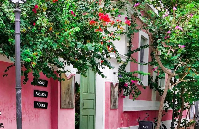 things to do in Pondicherry including cafe hopping in places like coromandel cafe