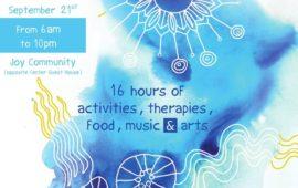 Arts & Healing Festival
