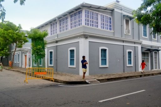 French Colonial Heritage Walk