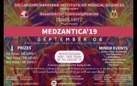Medzantica 2k19