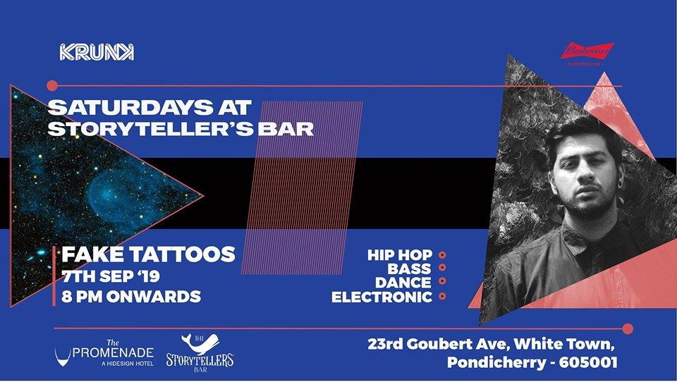 Saturdays ft Fake Tattoos