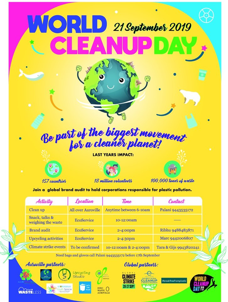 Be part of the biggest movement for a cleaner planet!