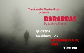 Barabbas A Play by Richard France