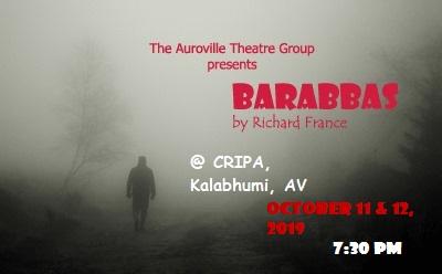Barabbas by Richard France