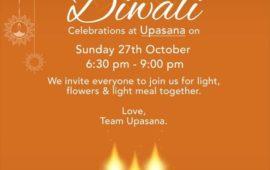 Diwali at Upasana
