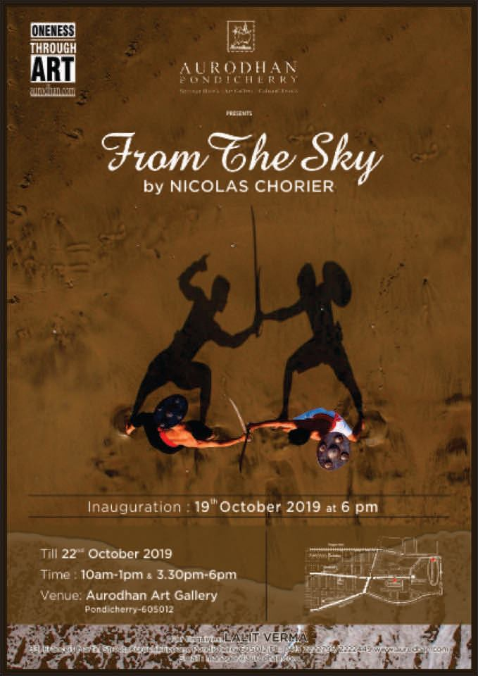 From the Sky an exclusive collection of stunning shots by a french Photograper Nicolas Chorier