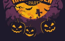 Hopper's Halloween Party
