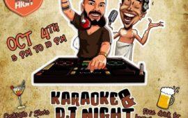Karaoke & djnight