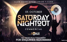 Saturday Nightout ft. DJ Balie