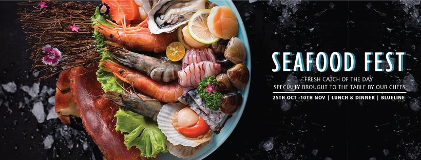 Sea Food Fest At Promenade