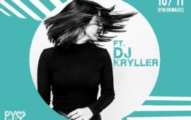 Saturday Night with DJ Kryller