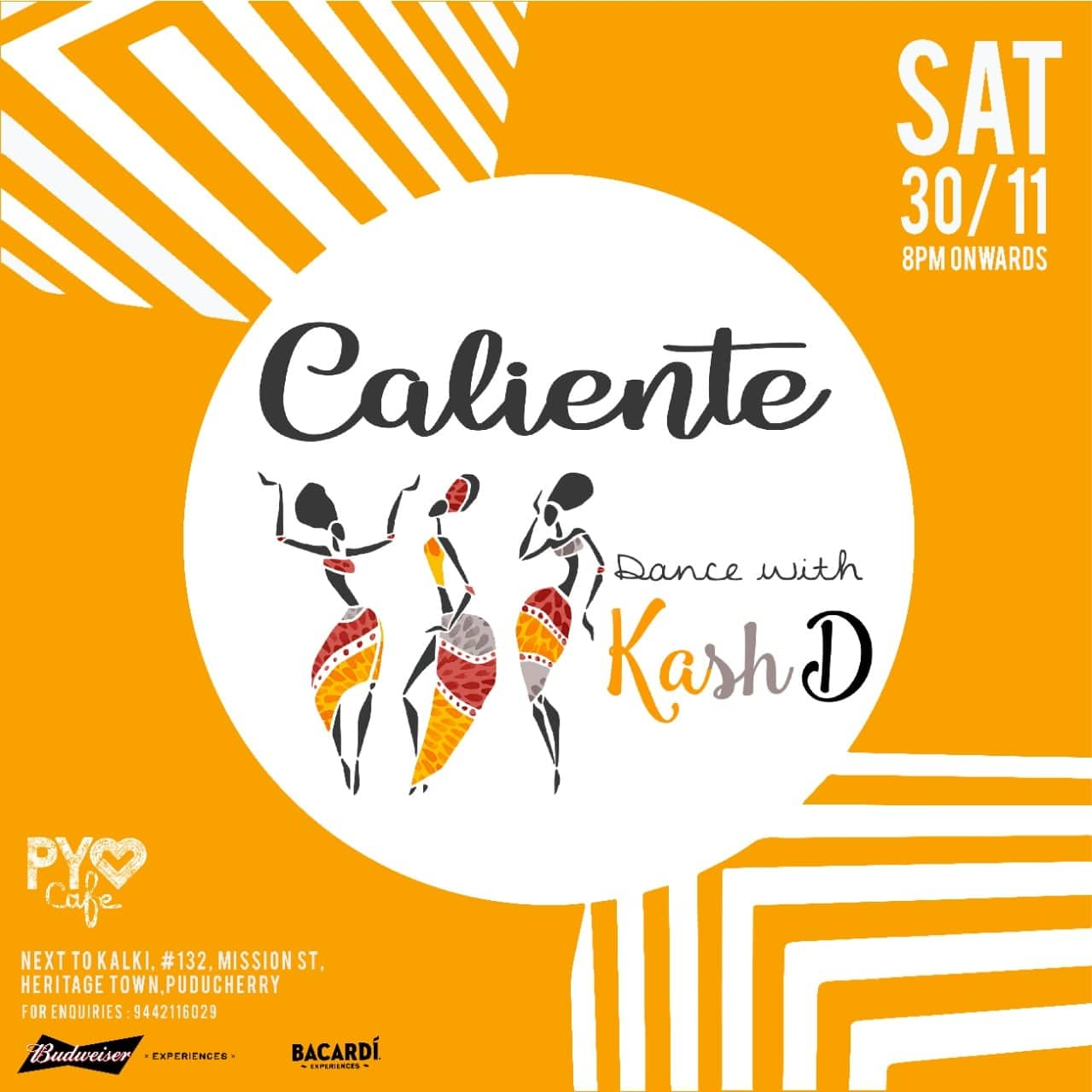 Caliente-Dance with Kash