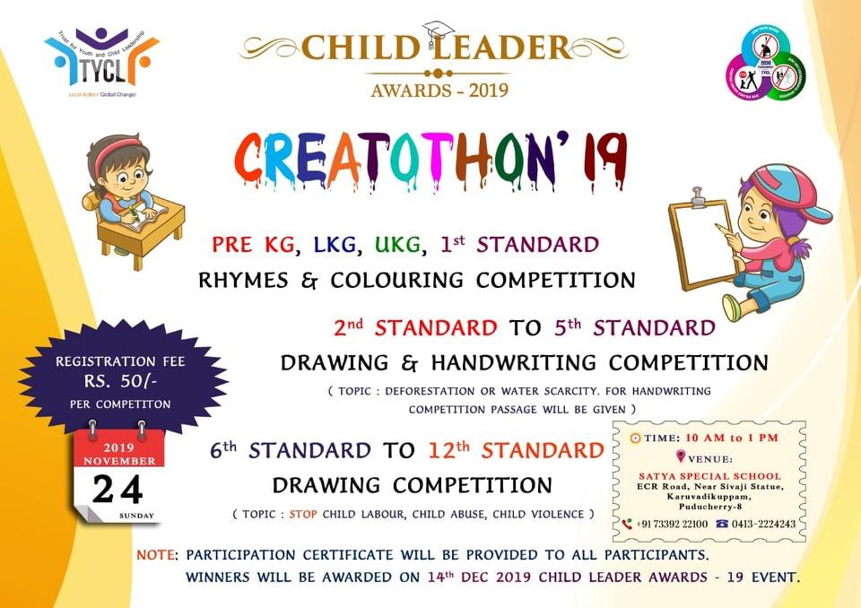 Creatothon'19