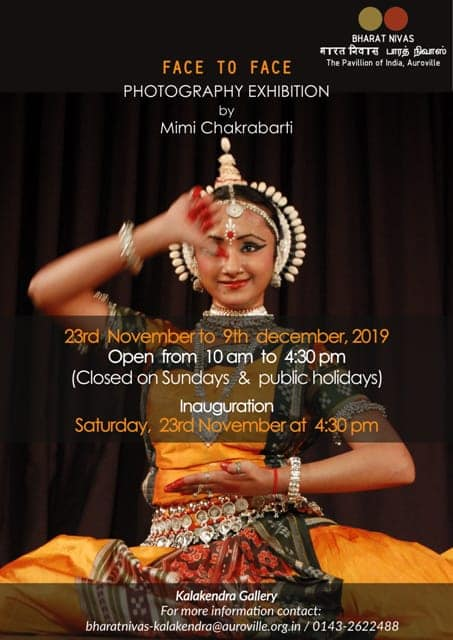 Face to Face Photography Exhibition by Mimi Chakrabari.