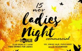 Ladies Night DJ Balie