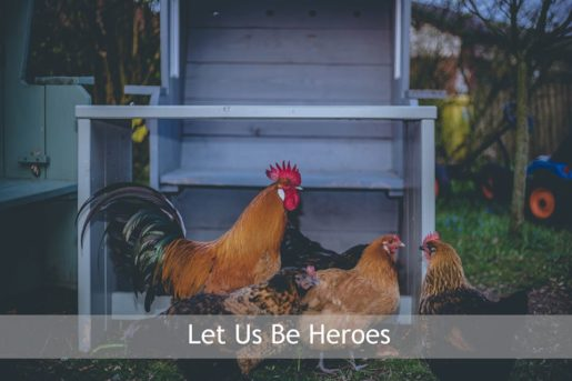 Sadhana Forest – Friday Eco Film Club: Let us be Heroes