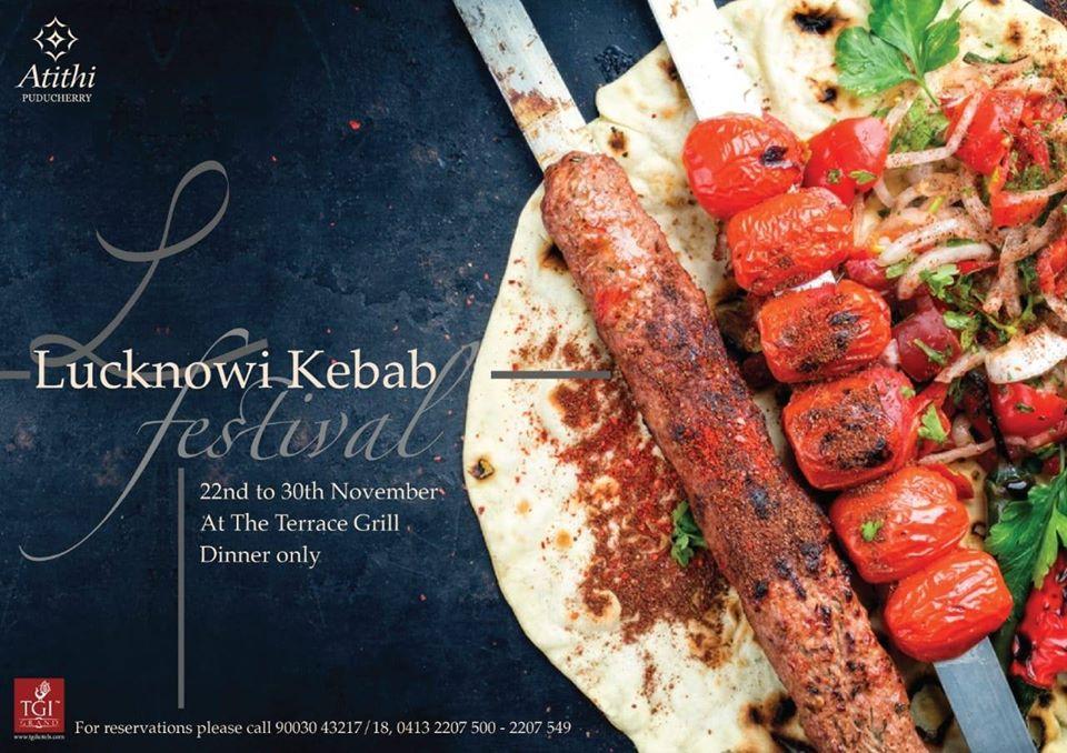 Lucknow kebab festival